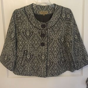 Jackets & Blazers - Brocade jacket